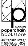 Paperchain Bookstore, Manuka ACT
